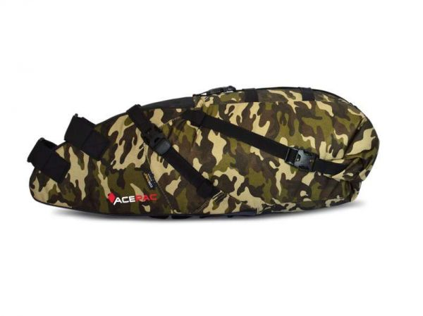 Acepac SADDLE BAG - camo