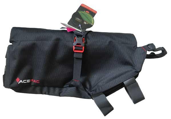 Acepac ROLL FRAME BAG - Medium - Gray