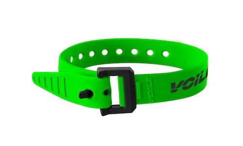 "Voile Straps 12"" Nylon Buckle - Green"