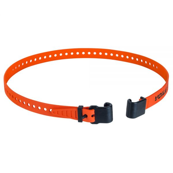 "Voile Rack Straps 32"" Nylon Buckle - Orange"