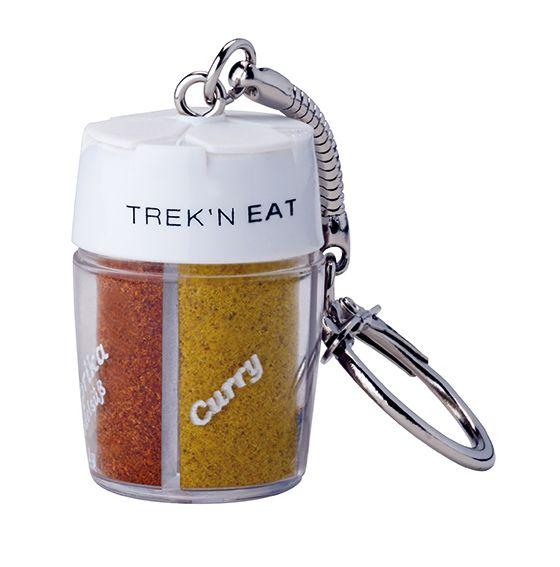 Trek'n Eat - 4-fach Gewürzstreuer Schlüsselanhänger