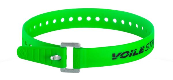 "Voile Straps 22"" XL Series Aluminium Buckle - Green"