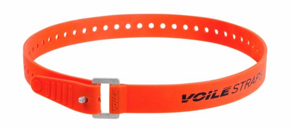 "Voile Straps 32"" XL Series Aluminium Buckle - Orange"