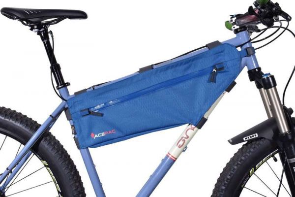 Acepac ZIP FRAME BAG - Large - Blue