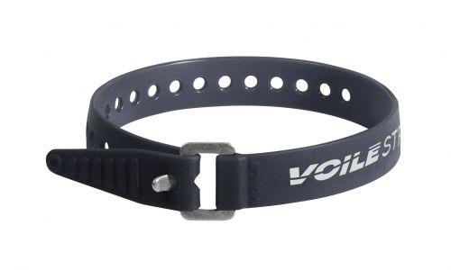 "Voile Straps 15"" Aluminum Buckle - Black"