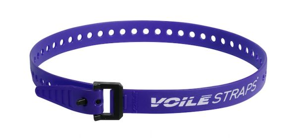 "Voile Straps 25"" Nylon Buckle - Blue"