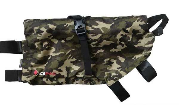 Acepac ROLL FRAME BAG - Large - Camo
