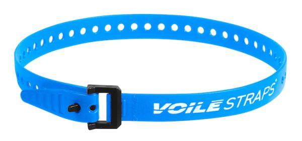 "Voile Straps 25"" Nylon Buckle - Cyan"