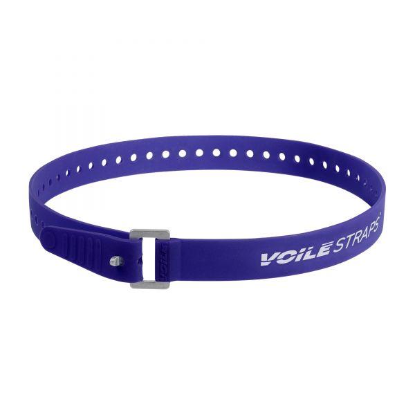 "Voile Straps 32"" XL Series Aluminium Buckle - Blue"