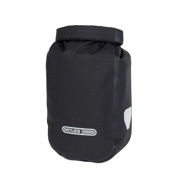 ORTLIEB Fork-Pack Seitentaschen schwarz 4,1 l.