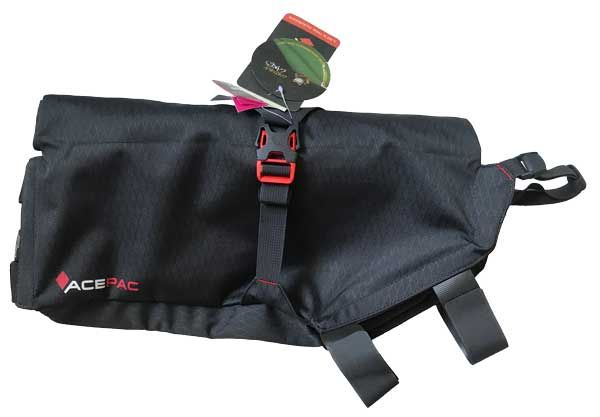 Acepac ROLL FRAME BAG - Large - Gray