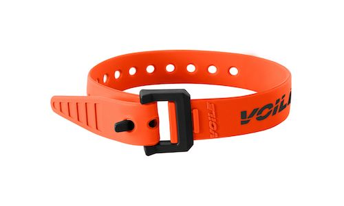"Voile Straps 12"" Nylon Buckle - Orange"