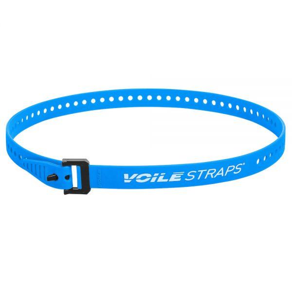 "Voile Straps 32"" Nylon Buckle - Cyan"