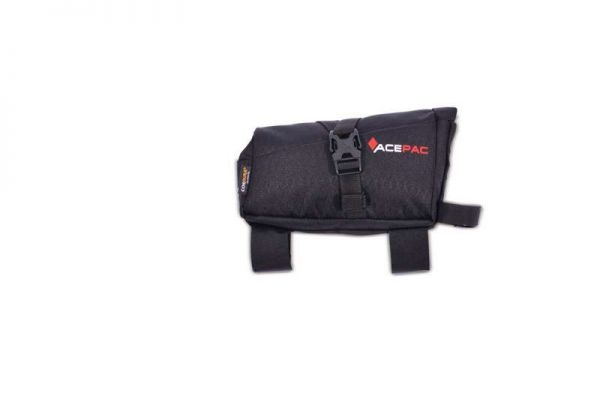 Acepac ROLL FUEL BAG - Black