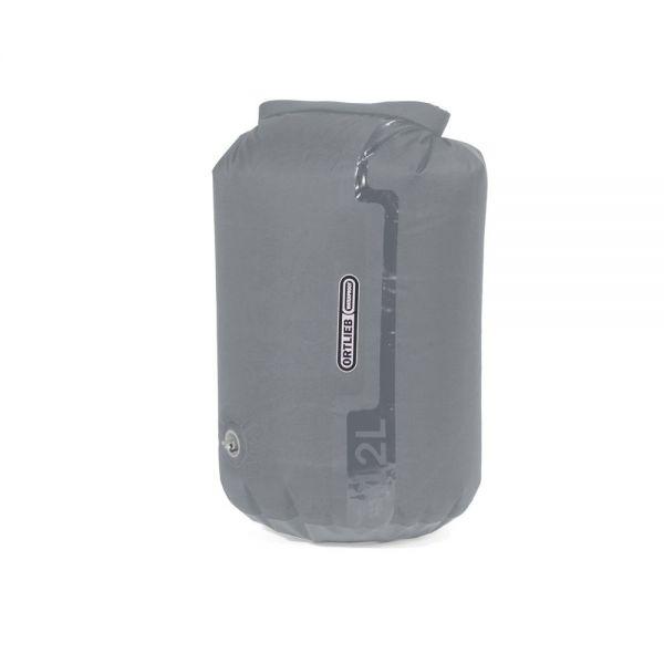 Ortlieb Ultraleichter Packsack PS10 mit Ventil, 12 l. - Hellgrau