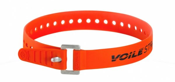 "Voile Straps 22"" XL Series Aluminium Buckle - Orange"