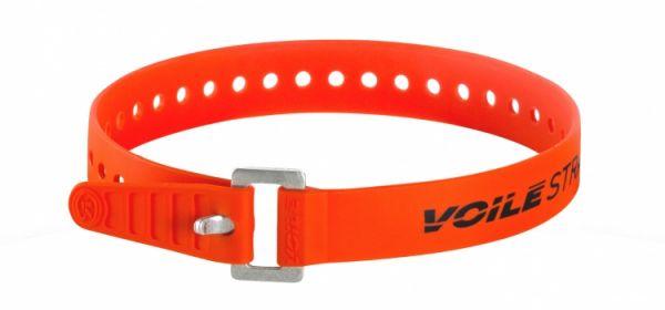 """Voile Straps 22"""" XL Series Aluminium Buckle - Orange"""