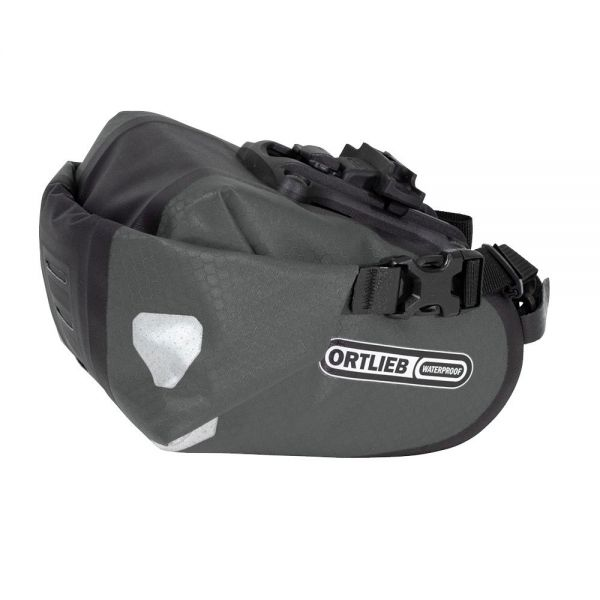 Ortlieb Saddle-Bag Two Satteltasche, Medium - Schiefer/Schwarz