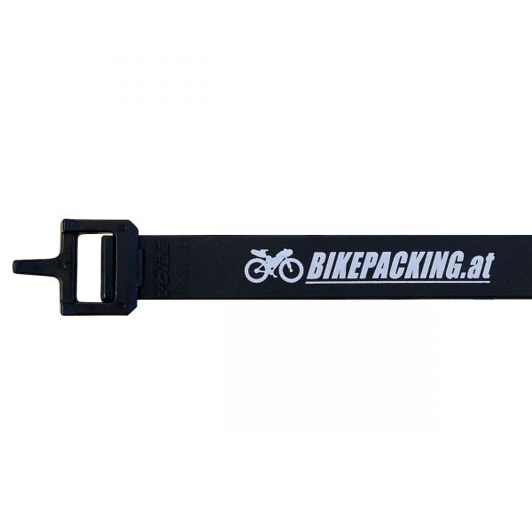 "Voile Straps 15"" Nylon Bikepacking.at Edition - Black"