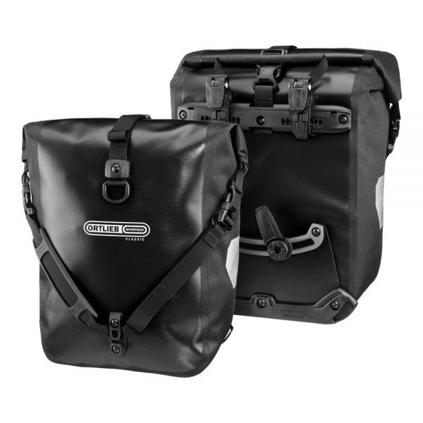 ORTLIEB Sport-Roller Classic QL2.1 Packtaschenset 2x 12,5 l. - schwarz