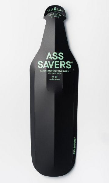 Ass Savers ASB-1 BIG Spritzschutz HR - black