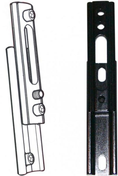 NG Flaschenhalter-Adapter Aquadock Vario