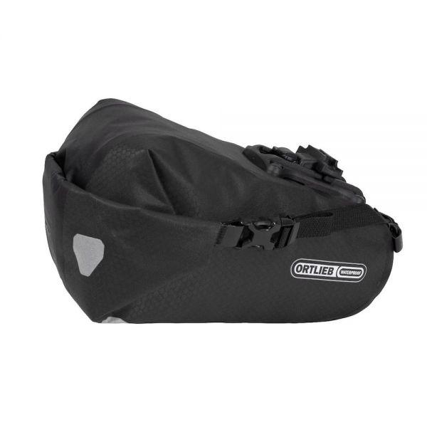 Ortlieb Saddle-Bag Two Satteltasche, 4,1 l. - Schwarz