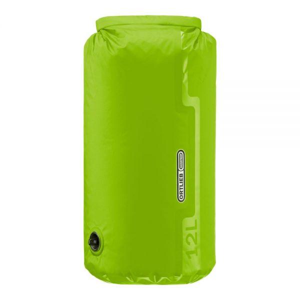 Ortlieb Ultraleichter Packsack PS10 mit Ventil, 12 l. - Hellgrün