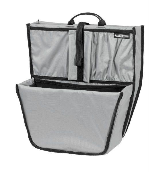 ORTLIEB Commuter Inserts Packtaschen Organizer - grau