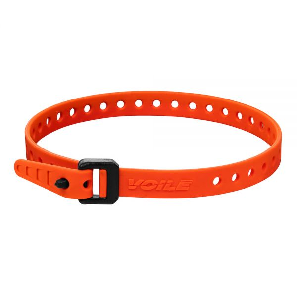 "Voile Straps NANO 16"" Nylon Buckle - Orange"
