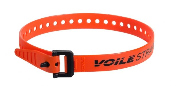 "Voile Straps 20"" Nylon Buckle - Orange"