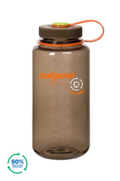 Nalgene - Wide Mouth Sustain Bottle Woodsman 1,0l