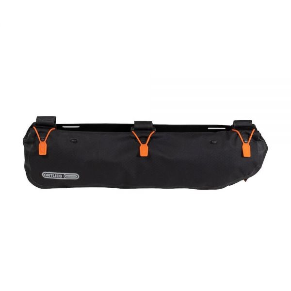 Ortlieb Frame-Pack Rolltop Toptube Oberrohrtasche 4 L - schwarz
