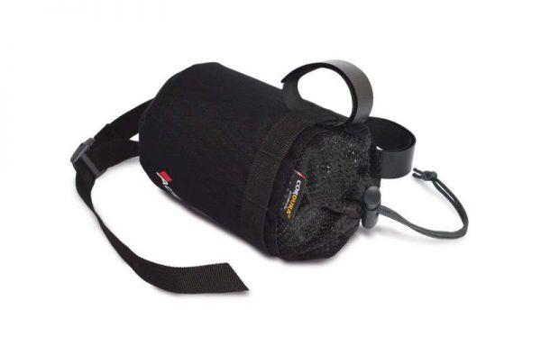 Acepac BIKE BOTTLE BAG - Black