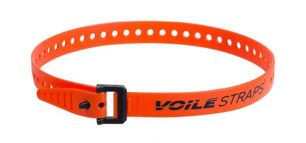 "Voile Straps 25"" Nylon Buckle - Orange"