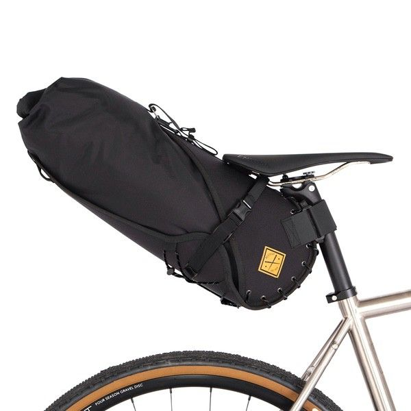 Restrap Saddle Bag 14 Liter black