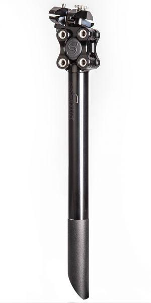 Cane Creek eeSilk Sattelstütze, 27.2x350mm, black