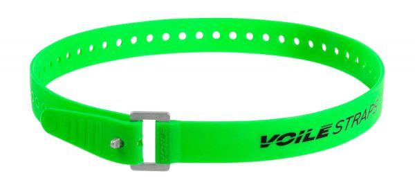 "Voile Straps 32"" XL Series Aluminium Buckle - Green"