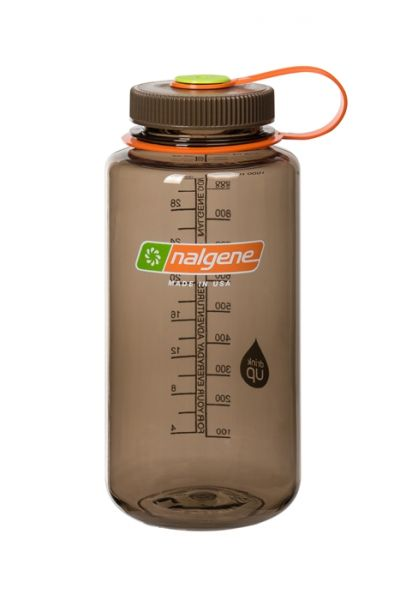 Nalgene - Wide Mouth Bottle woodsman 1,0l