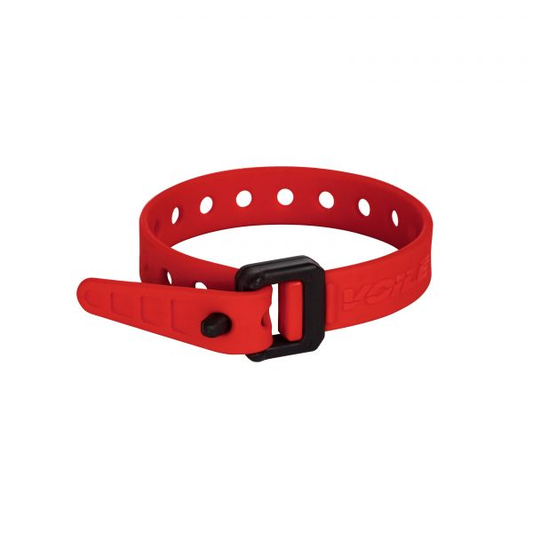 "Voile Straps NANO 9"" Nylon Buckle - Red"