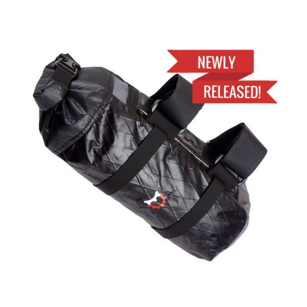 Revelate Designs JOEY DOWNTUBE BAG - BLACK