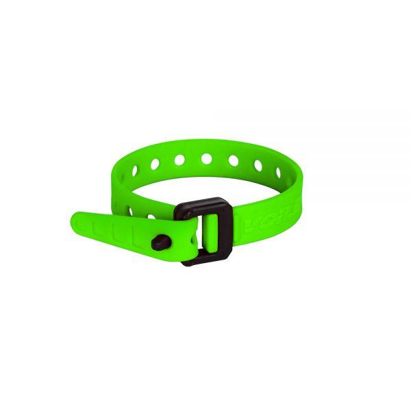 "Voile Straps NANO 9"" Nylon Buckle - Green"