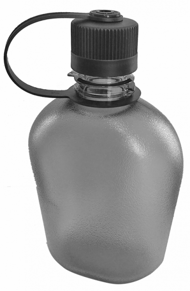 PINGUIN Tritan Flask 1.0L - Gray