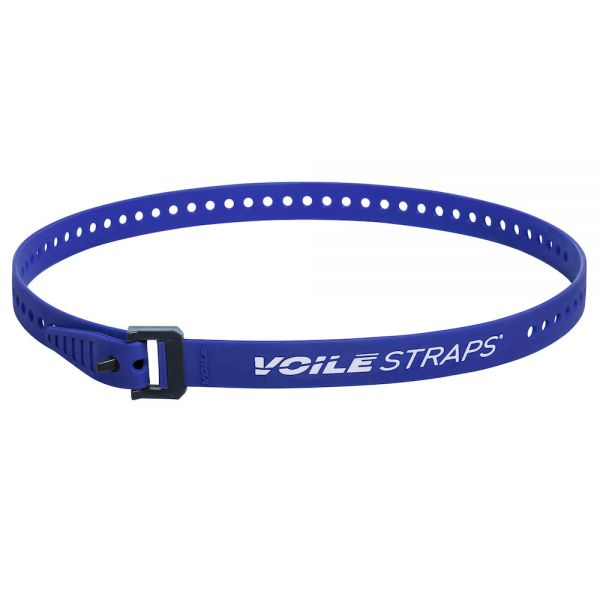 "Voile Straps 32"" Nylon Buckle - Blue"