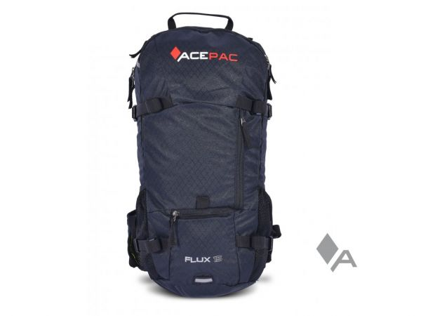 Acepac FLUX PROTECTOR BACKPACK - Black