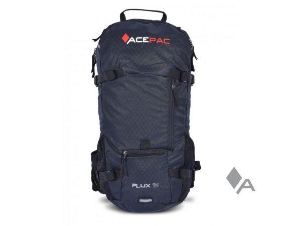 Acepac FLUX PROTECTOR BACKPACK - Black