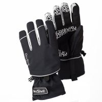 DexShell Waterproof Ultra Therm MTB Gloves - Black