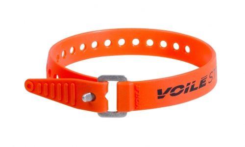 """Voile Straps 15"""" Aluminum Buckle - Orange"""