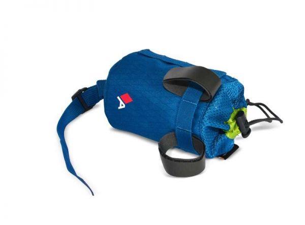 Acepac BIKE BOTTLE BAG - Blue