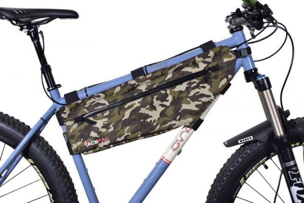Acepac ZIP FRAME BAG - Medium - camo